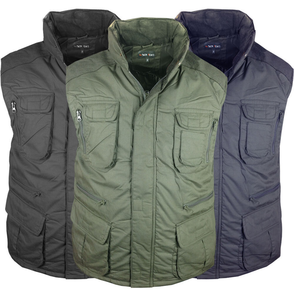 Lihaer Mens Body Warmers Padded Gilet Padded Puffer Jacket Sleeveless Coat Vest Ultralight Vest. by Lihaer. £ Eligible for FREE UK Delivery. Show only Lihaer items. 2 out of 5 stars 1. See Size & Colour Options. AnyuA Mens Body Warmers Gilet Jacket Coat Vest Packable Ultralight Zipper Pockets. by .