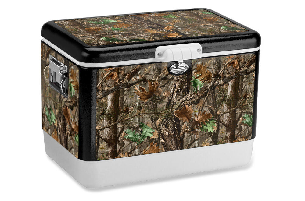 Coleman Camouflage Coolers ~ Mil wrap for coleman qt steel belted cooler full