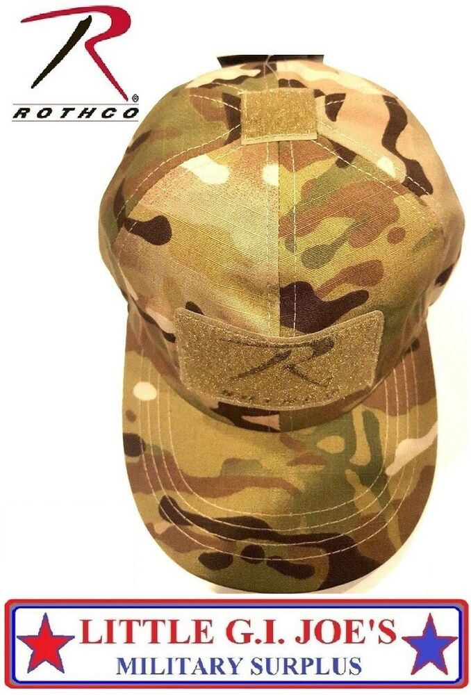 1497c896e39423 Details about Kids Camouflage Cap Kids Multicam Operator Tactical Hat  Rothco 5462