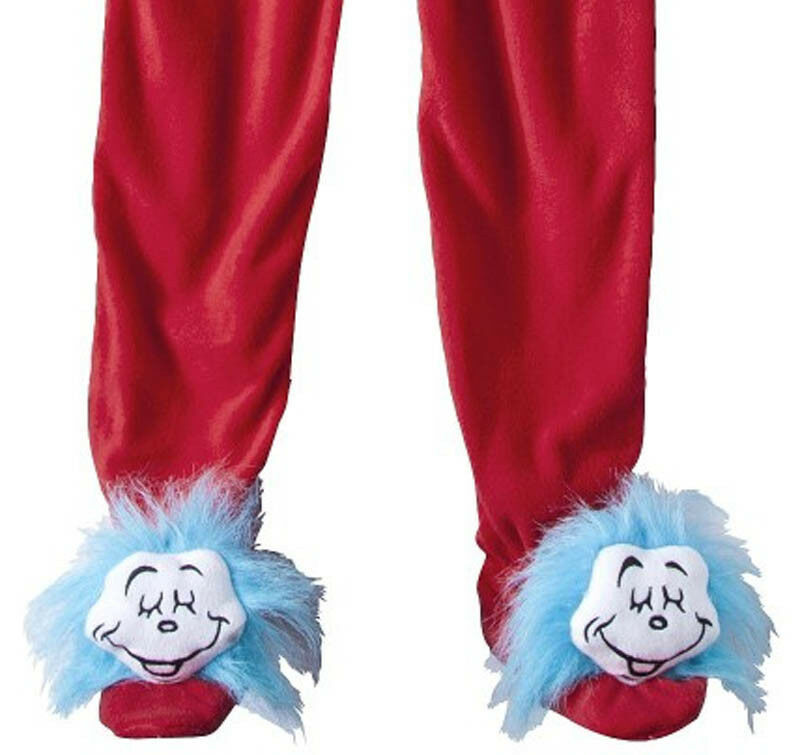 adult dr seuss pajamas 4x