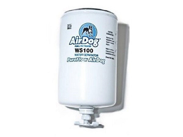 airdog fuel system replacement pre filter water seperator ws100 1086 ebay. Black Bedroom Furniture Sets. Home Design Ideas