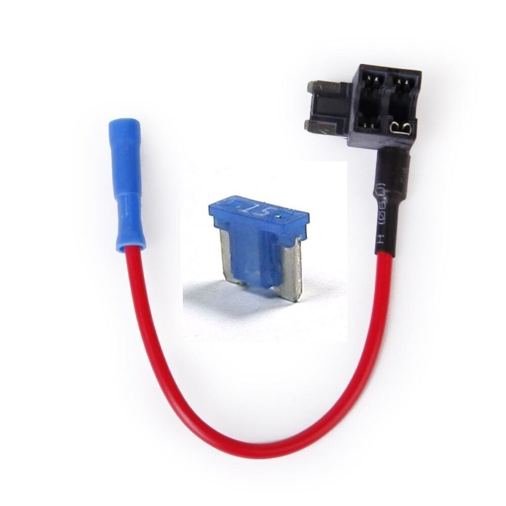Add A Circuit Mini Ask Answer Wiring Diagram Littelfuse Addacircuit Product Details Pep Boys Micro Blade Atm Fuse Plug Block Extension 15a Ebay Napa