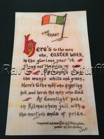 irish patriotism in eater 1916 and Poetry day 2016 | revolution 1916: irish grand national result, easter monday 1916 by michael farry | headstufforg.