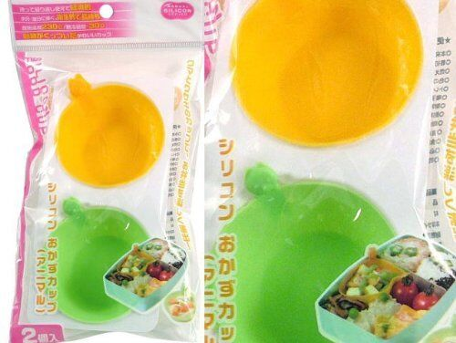 silicon food sushi mold cup for bento lunch box 14c 3156 ebay. Black Bedroom Furniture Sets. Home Design Ideas
