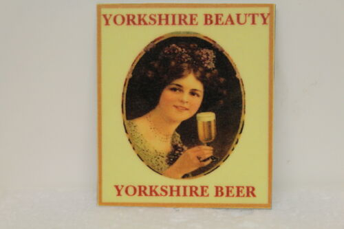 Beer Sign DOLLS HOUSE Metal Sign