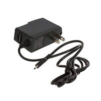 2X Micro USB Wall Home Travel Charger Accessory Black 1 Amp for Cell Phones