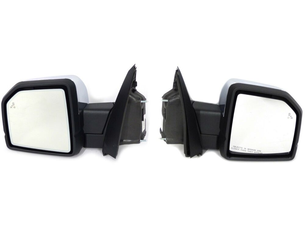 2015 2016 Ford F 150 Right Left Side View Mirrors With