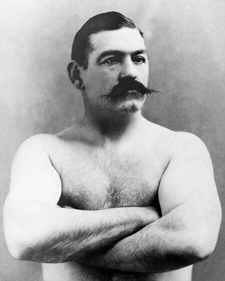 a biography of john l sullivan Now in paperback from the first page to the last, klein's prose retains its powers of enchantment and illumination it is one of the best boxing books ever penned --boston globe [a] muscular, relentlessly detailed book --wall street journal i can lick any son-of-a-bitch in the world so boasted john l sullivan, the first.