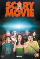 Scary Movie (DVD, 2001)  FREEPOST 5017188882972
