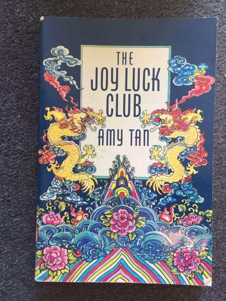 a summary of the joy luck club by amy tan A still from the film of the joy luck club • amy tan will discuss the joy luck club with john mullan on 28 november at 7pm, kings place, 90 york way.