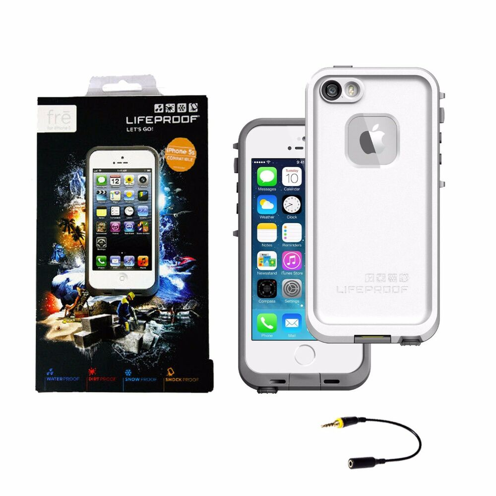 ebay iphone 5s authentic lifeproof fre waterproof shockproof cases for 1813