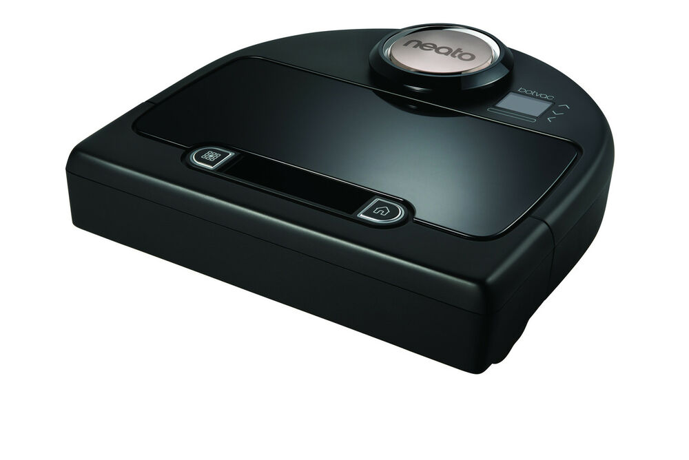 neato botvac connected wi fi enabled robotic smart vacuum cleaner ebay. Black Bedroom Furniture Sets. Home Design Ideas