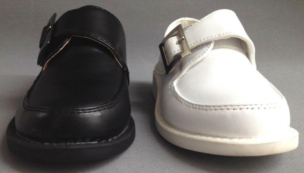 new toddler big boys jackie352 faux leather metal