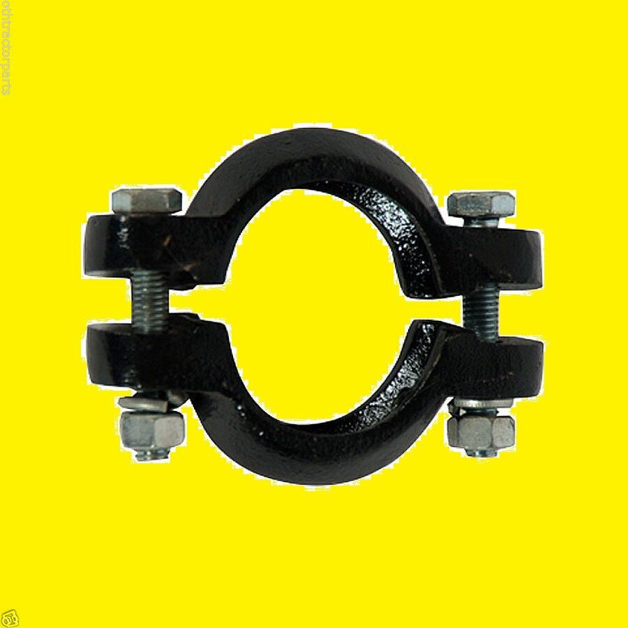 Tractor Intake Cap : Ford tractor exhaust manifold to muffler pipe clamp n
