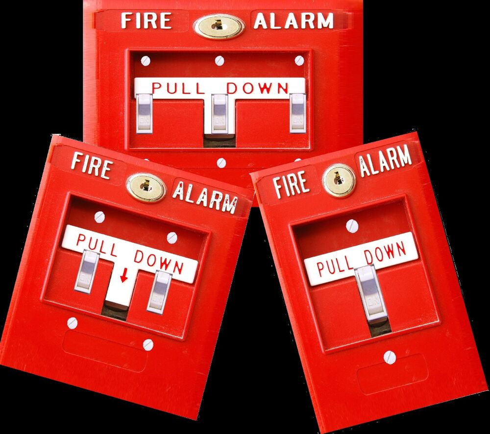 Fire Alarm Light Switch Cover Plate Funny Man Cave Dorm