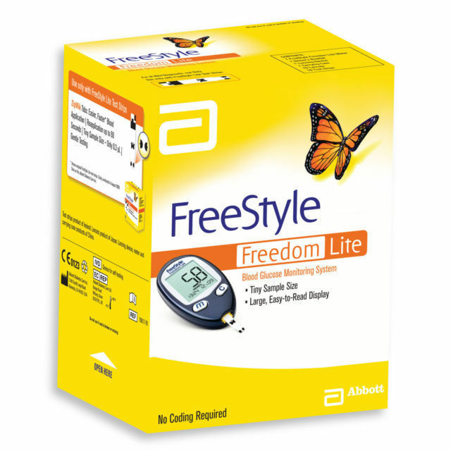 Freestyle glucose strips coupons