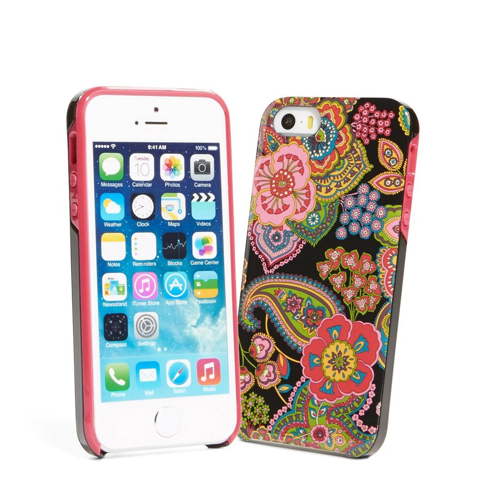 phone cases for iphone 5 vera bradley hybrid hardshell for iphone 5 ebay 3259