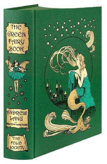 The green fairy book folio society limited