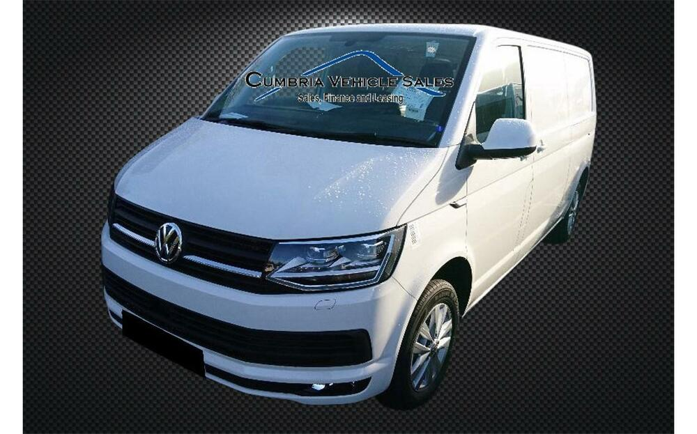 new 2018 vw transporter t6 highline tailgate van 150ps. Black Bedroom Furniture Sets. Home Design Ideas