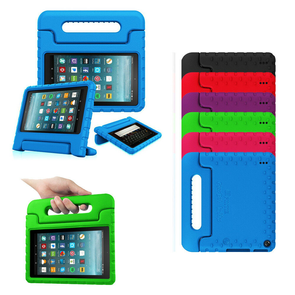 Kids friendly shock proof case cover for 2015 amazon fire for Amazon casa