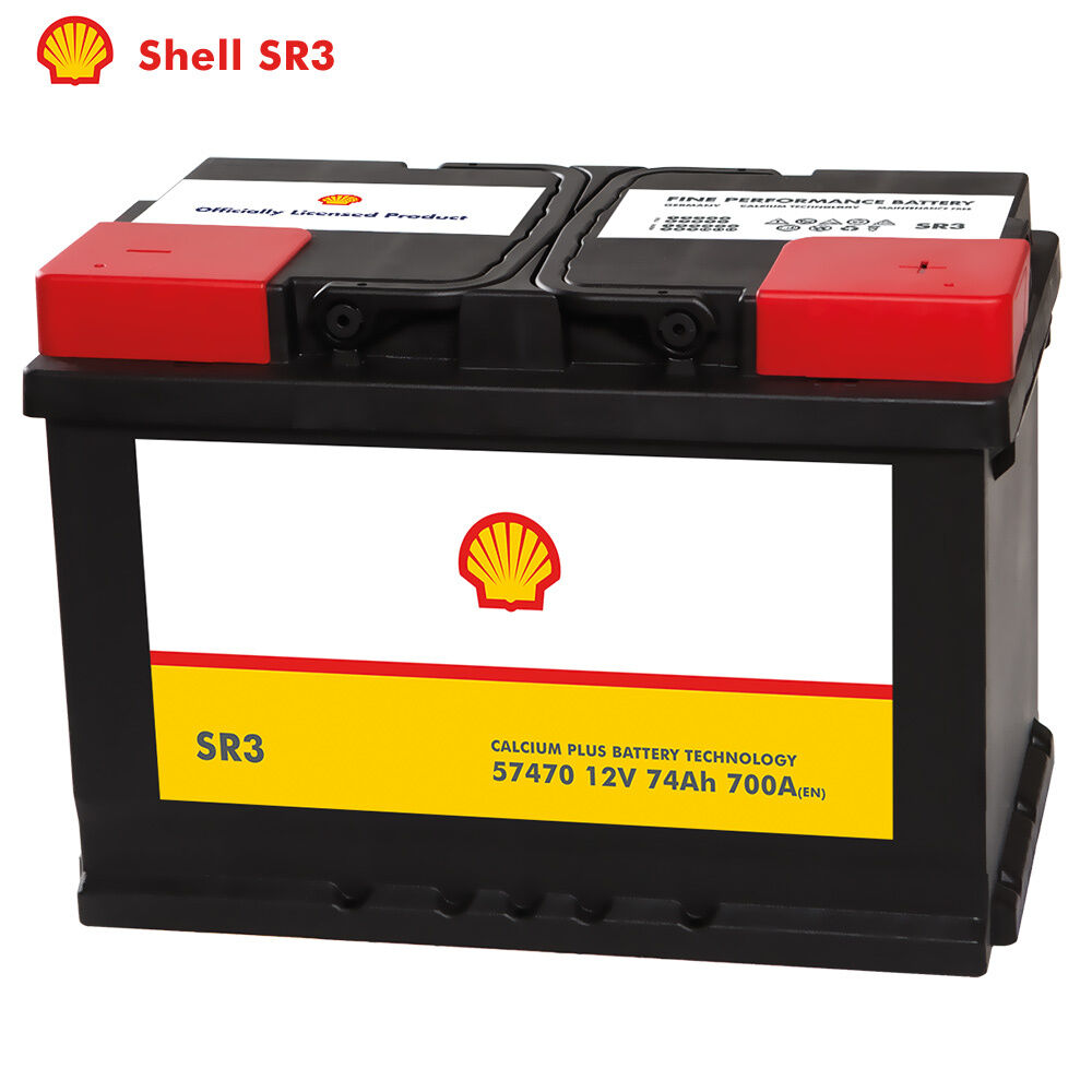 shell sr3 autobatterie 12v 74ah starterbatterie ersetzt. Black Bedroom Furniture Sets. Home Design Ideas