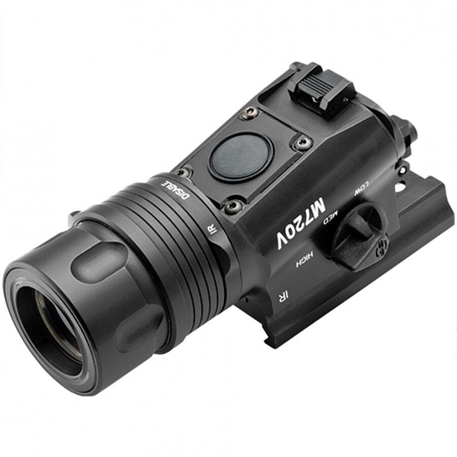 Tactical Flashlight Upgraded Version M720v Weapon Light ...