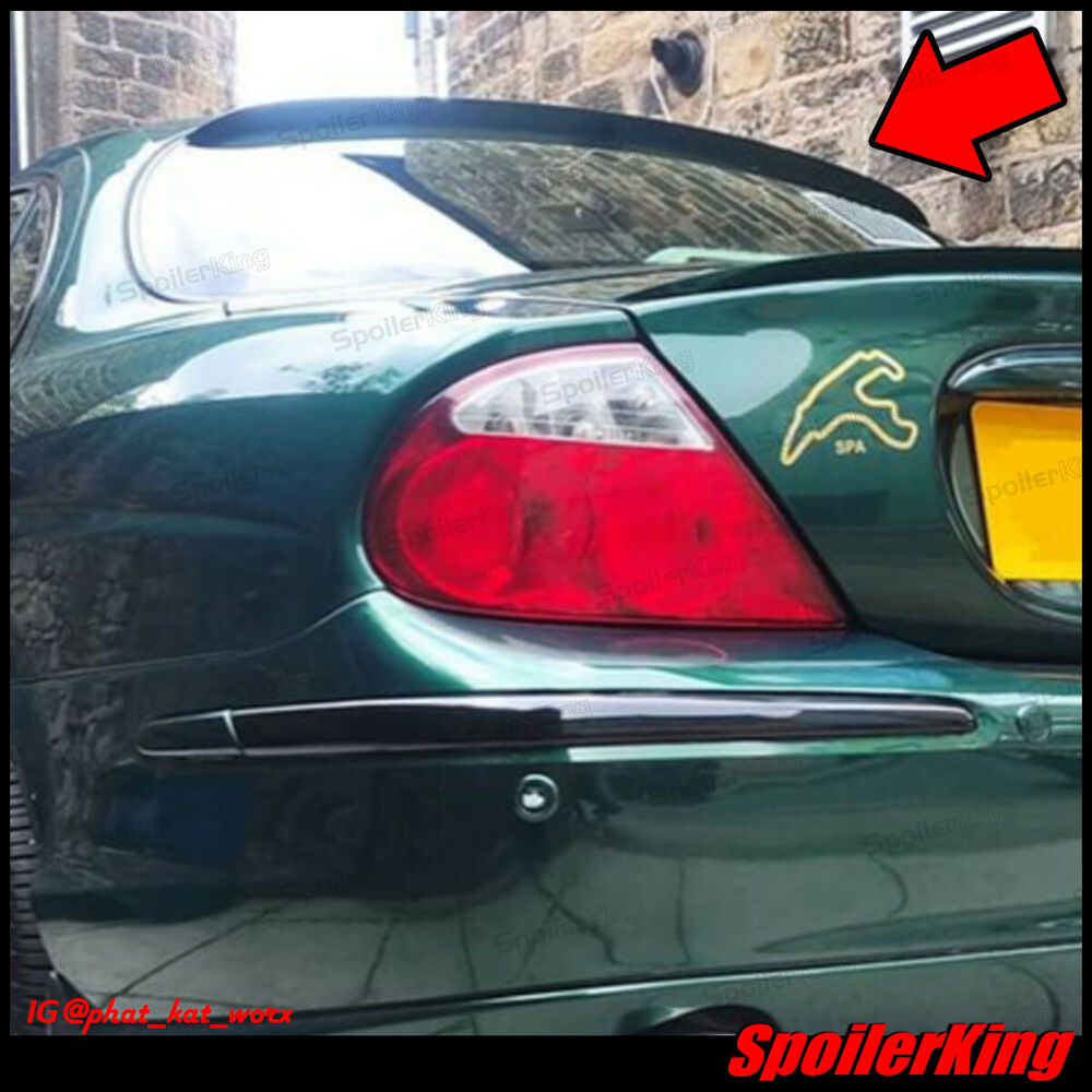 Stancenride Rear Roof Spoiler Window Wing Fits Jaguar S