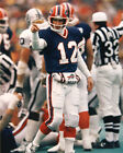 Buffalo Bills JIM KELLY Glossy 8x10 Photo NFL Football Print Poster