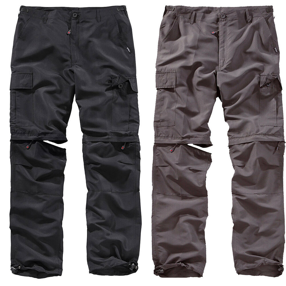 surplus outdoor trousers quickdry s 5xl trekkinghose zip off cargo hose leicht ebay. Black Bedroom Furniture Sets. Home Design Ideas