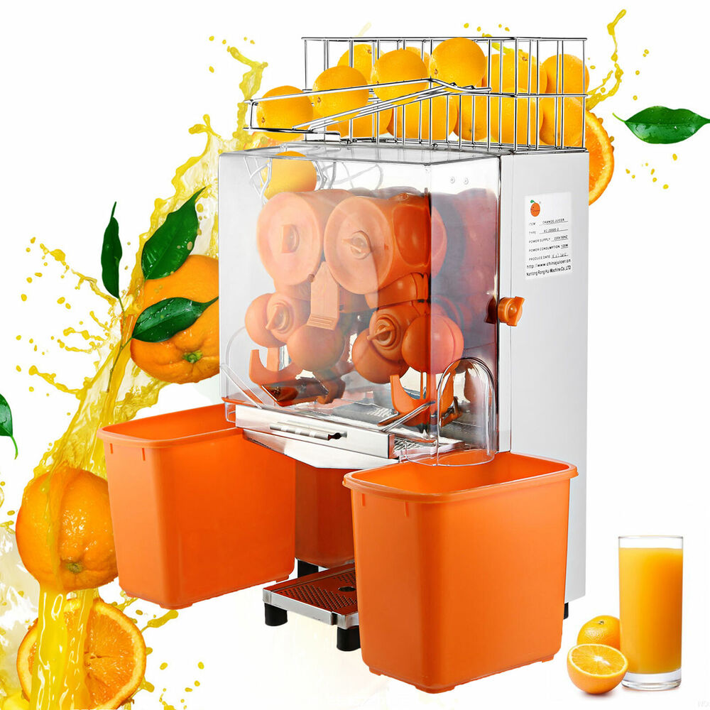 Commercial Grapefruit Juicer ~ Commercial electric lemon squeezer orange citrus press