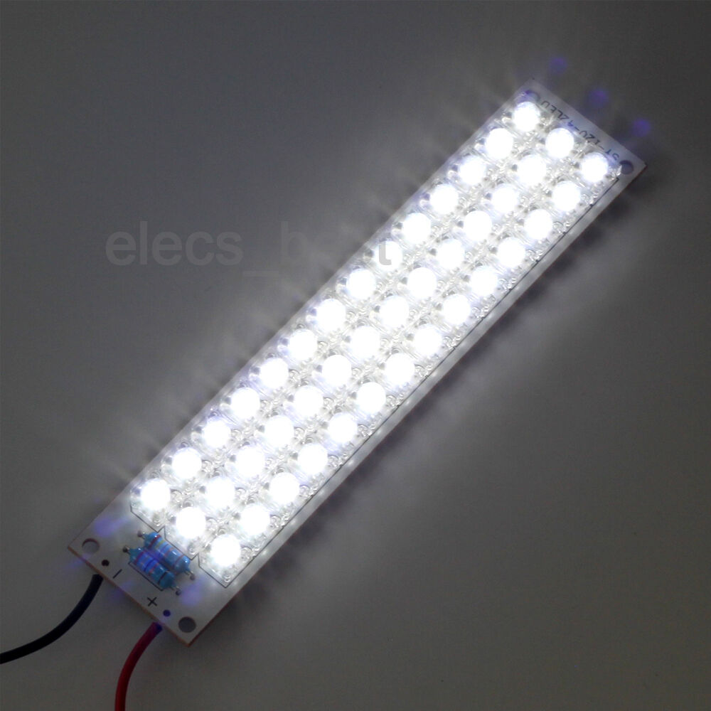 super bright 12v led light panel board night lamp white. Black Bedroom Furniture Sets. Home Design Ideas