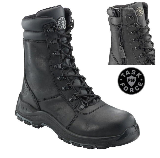 Combat S3 Safety Steel Toe Cap Work Military Tactical