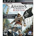 *NEW* Assassin's Creed IV: Black Flag - PS3
