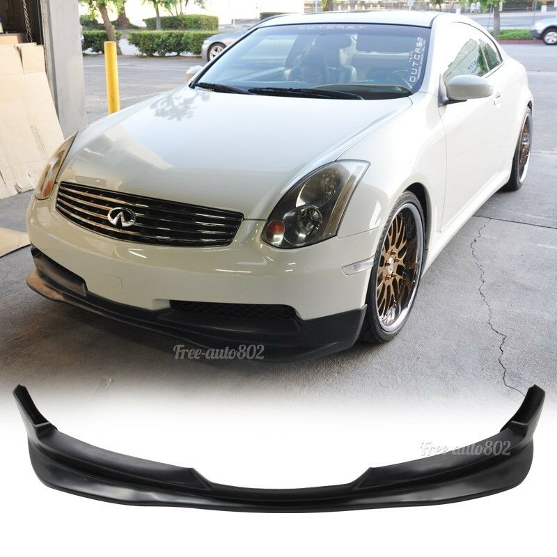1993 Infiniti G Exterior: Fit For 03-07 Infiniti G35 2Dr Coupe GT Style Front Bumper