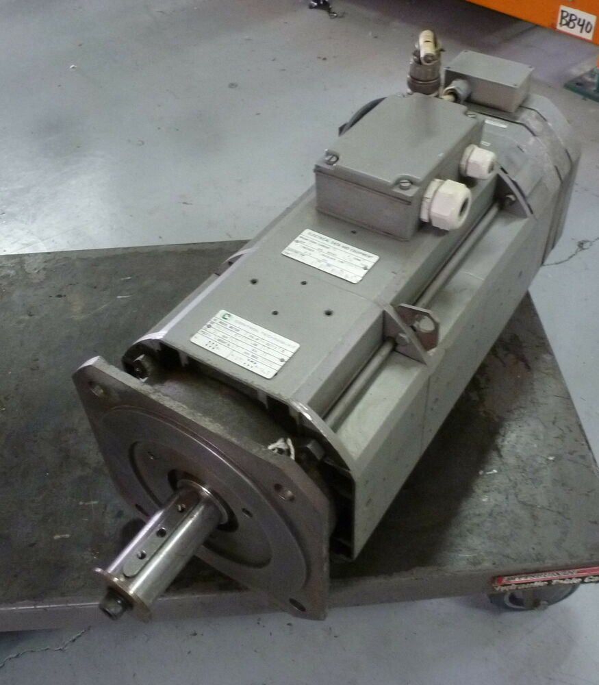 Control Techniques 94l0220 Ac Induction Spindle Motor Ebay