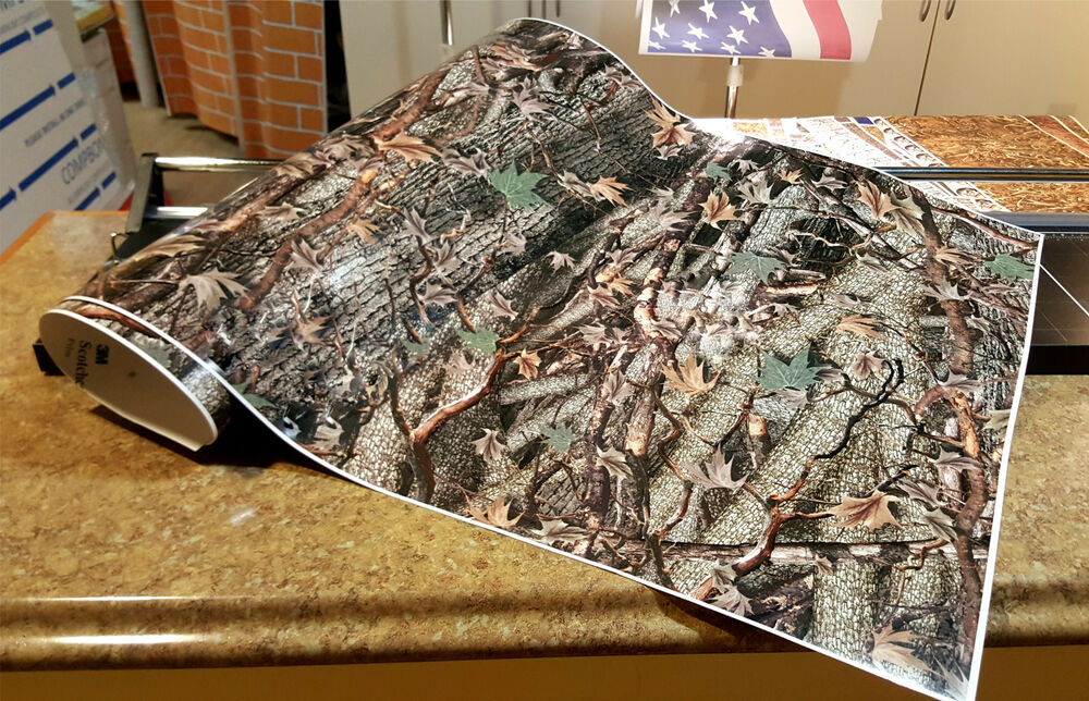 Gloss Camo Decal Made From 3m Wrap Vinyl 52x24 Quot Truck Camo