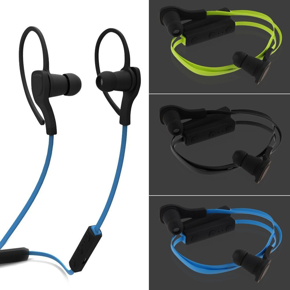 bluetooth headset 4 1 sport musik kopfh rer stereo. Black Bedroom Furniture Sets. Home Design Ideas