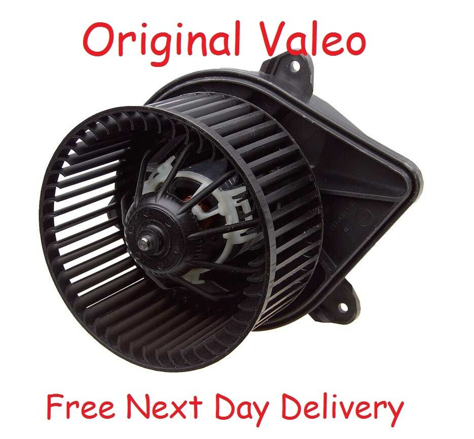 Heater Blower Fan : Nissan primastar van heater blower fan motor without air