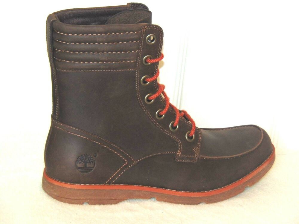 s timberland sumter inch boots brown style a11s1 us