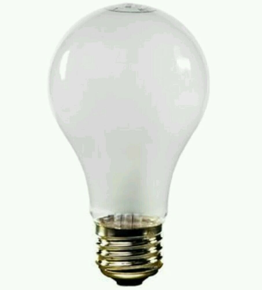 sunbeam rough service 100 watt incandescent bulb 20 pack 950 lumens ebay. Black Bedroom Furniture Sets. Home Design Ideas