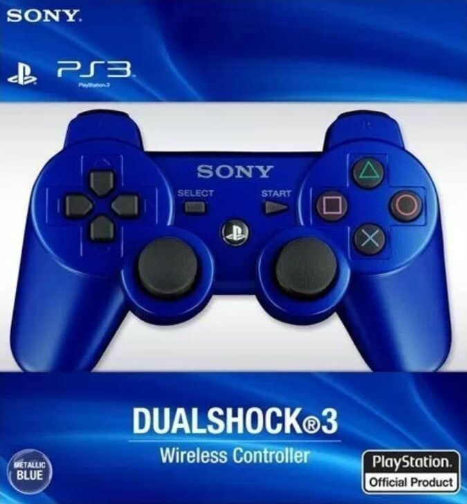 sony ps3 dualshock wireless controller for sony. Black Bedroom Furniture Sets. Home Design Ideas