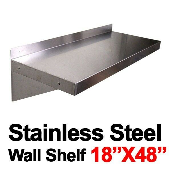 New Commercial Kitchen Restaurant Stainless Steel Wall