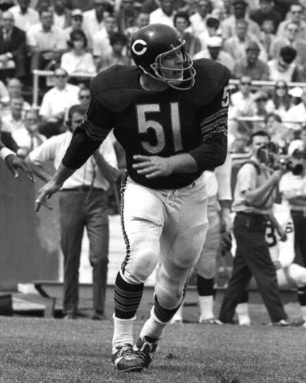 Yes Dick butkus vs the nfl love the