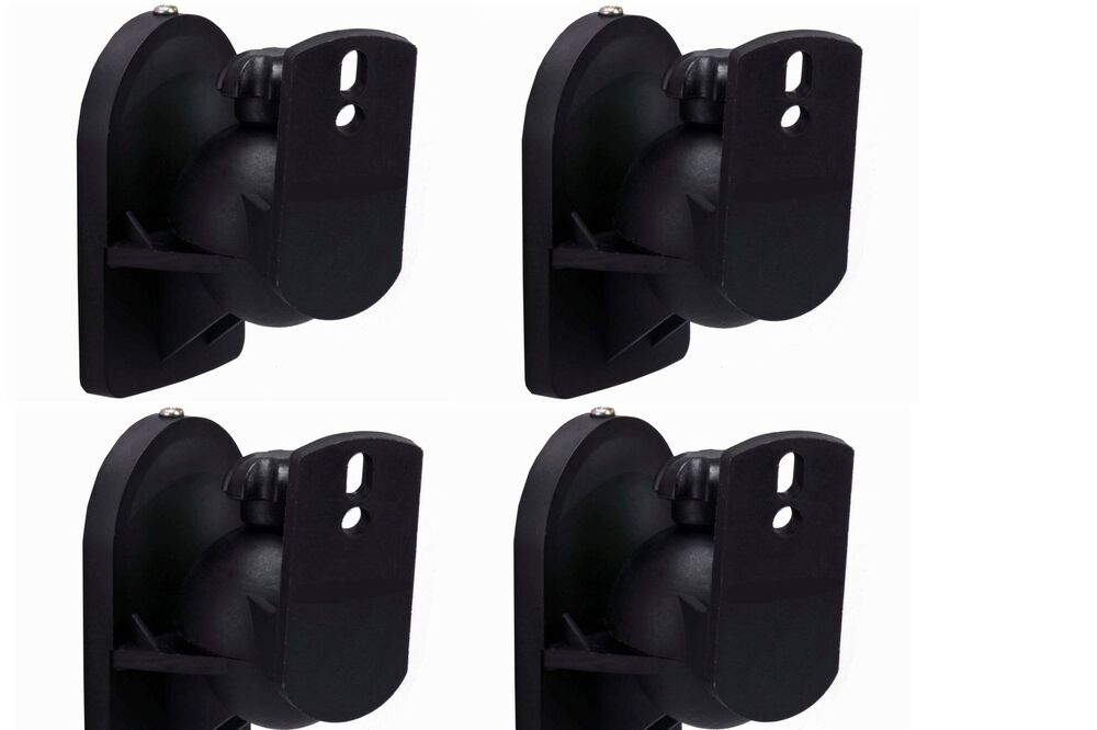 2 Pair Universal Bose Jewel Cube Speaker Wall Mount