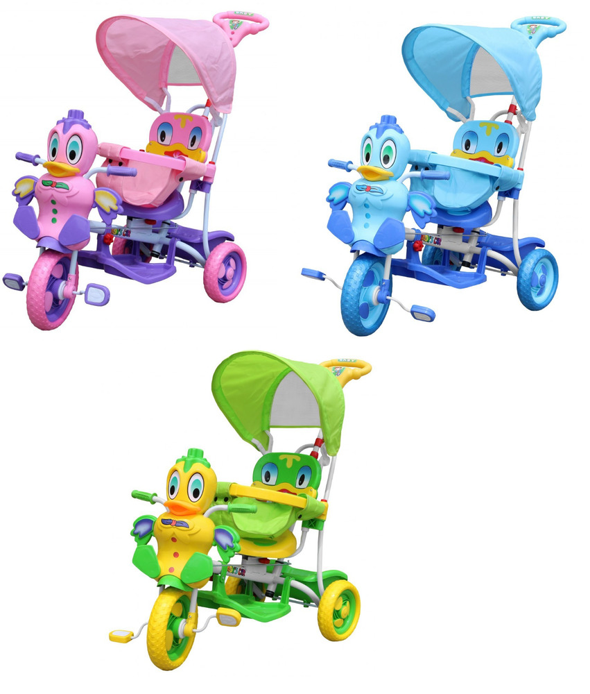 Three Wheel Bike Tricycle Scooter Baby Duck Toddler Infant