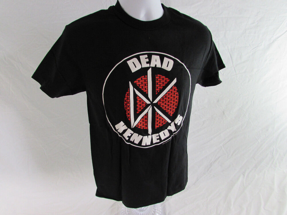 Dead Kennedys Concert Music Band Black T Shirt Youth Size
