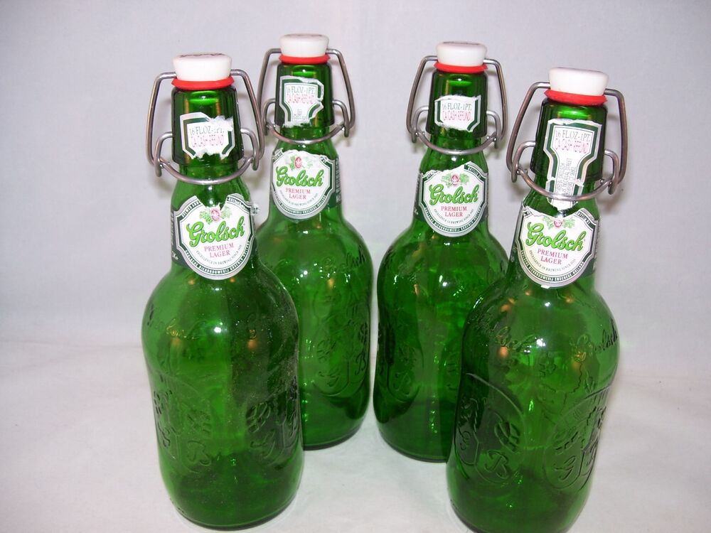 Oz Glass Bottles With Swing Top