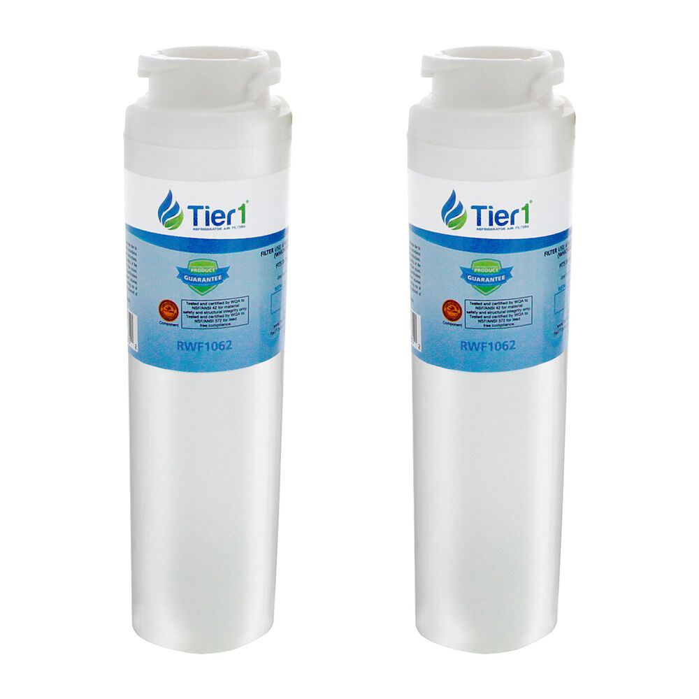 Ge Smart Water Filter Mwf Fits GE MSWF SmartWater Comparable Refrigerator Water ...