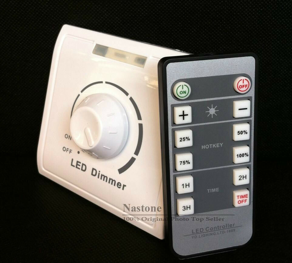 Ir Dimmer Switch For Led Halogen Lamp Infrared Remote
