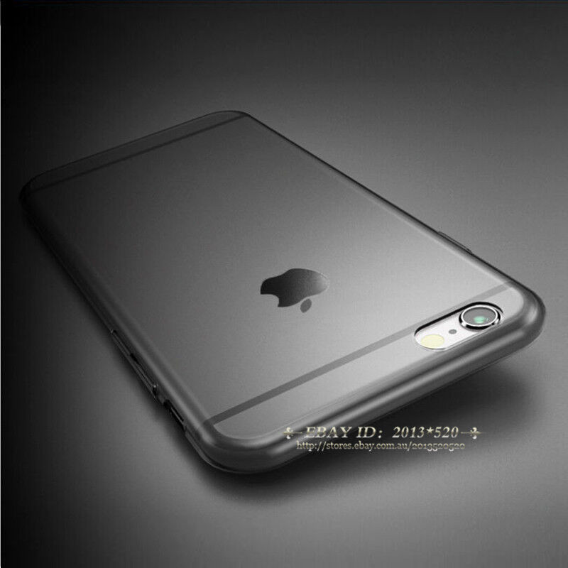 iphone 6 with case shockproof ultra thin slim matte back cover for 15125